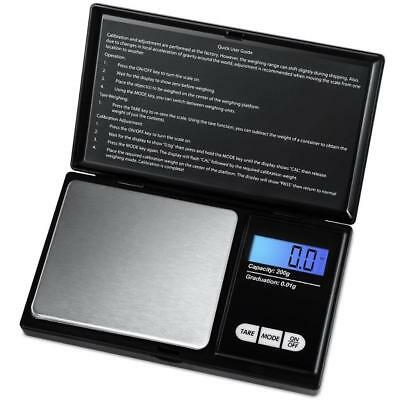 Digital Pocket Mini Electronic Gold Jewellery Weighing Scales UK STOCK Free P&P
