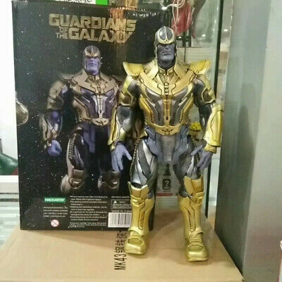 Hot Toys Marvel Gardiens de la Galaxie Thanos 1 / 6ème Action PVC Figure 36CM