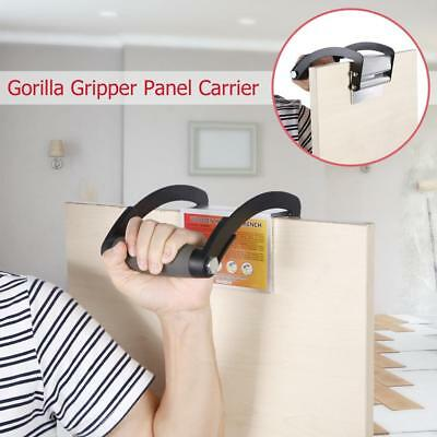 1xGorilla Gripper Panel Carrier System Handle Grip Board Lifter Plywood Carrier