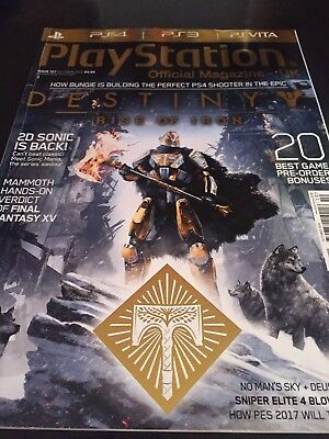 Playstation Official Magazine 127
