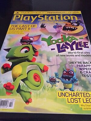 Playstation Official Magazine 132