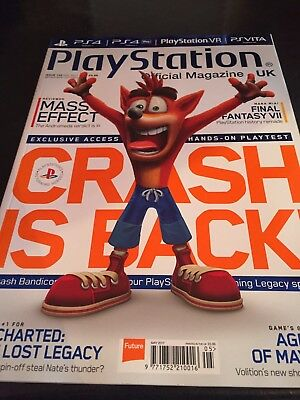 Playstation Official Magazine 135