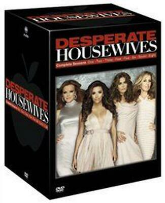 Desperate Housewives: Seasons 1-8 - DVD Region 2 Free Shipping!