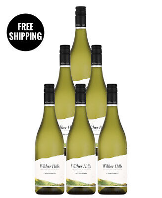 Wither Hills Marlborough Chardonnay 2013 (6 Bottles)