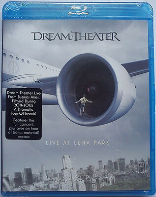 Dream Theater: Live At Luna Park Blu-Ray - Authentic Us Release - Authentic Us