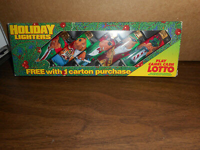 Camel Holiday Lighters  Disposable Lighter Set  new in box!