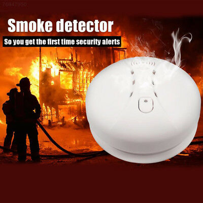 A071 Home Wireless 433MHz Portable Alarm Sensor Cordless Fire Smoke Detector