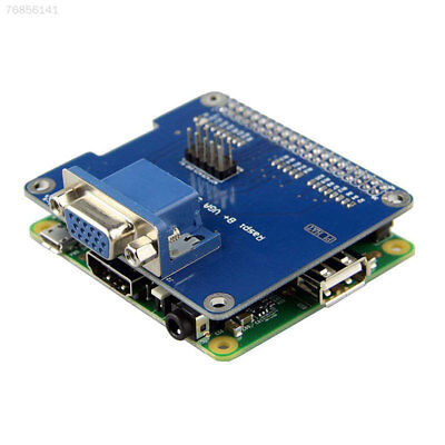 5C1A VGA Shield Expansion Board Extend VGA Interface Compatible Raspberry Pi B+2
