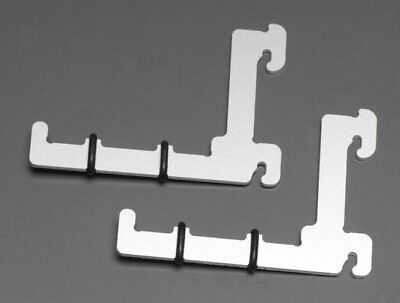 Train Safe Tba N 1 Pair Supporting Bracket Arm Aluminium N Gauge Brand New