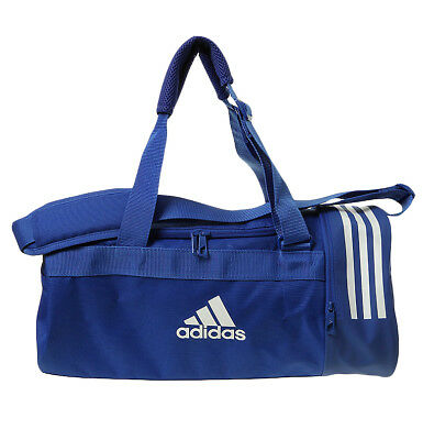 23e8ea31a Adidas CVRT 3S Duffel Bag Small (DT8646) Gym Sports Travel Shoulder  Training Bag