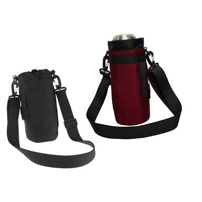 2pcs Water Bottle Cover Neoprene Sleeve Bag Case Pouch for 1.5L Drink Kettle