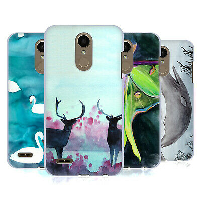 Official Mai Autumn Animals Hard Back Case For Lg Phones 1