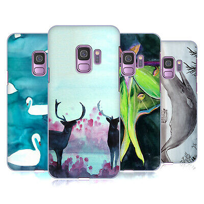 Official Mai Autumn Animals Hard Back Case For Samsung Phones 1