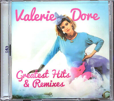 Valerie Dore 2xCD Greatest Hits & Remixes - Germany (M/M)