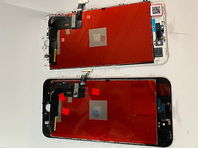 ORIGINAL iPHONE 8+ 8plus LCD TOUCH SCREEN DIGITIZER DISPLAY ASSEMBLY Black White