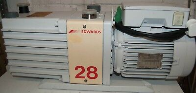 E2M28 Edwards Rotary Vane Pump