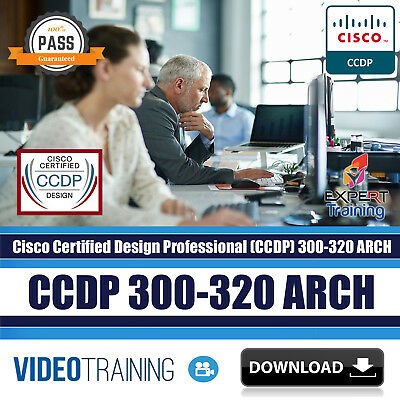 CCDP 300-320 ARCH / CCDP 642-874 ARCH Video Training 2 Courses Pack DOWNLOAD