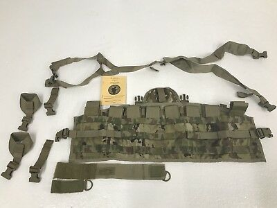 USGI OCP  TAP Vest MOLLE  Tactical Assault Panel New