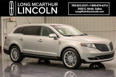 2018 Lincoln MKT RESERVE 3.5 V6 ALL WHEEL DRIVE SUV SUNROOF NAV MSRP $56085 MKT ELITE EQUIPMENT GROUP TECHNOLOGY PACKAGE SECOND ROW CAPTAINS CHAIRS