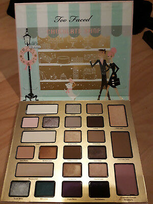 Too Faced Palette Christmas In New York Vergriffen Limited