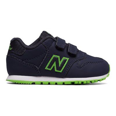 New Balance 500 Hook And Loop Wide Infant Azul , Zapatillas New balance , moda