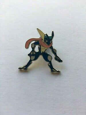 Greninja Pin Badge (Detective Pikachu Pokemon TCG Collectible Pin Badge)