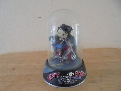Vintage Betty Boop Limited Edition Born to be Boop Hand Painted Sculpture