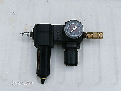 Norgren Regulator Filter With 160 Psi Guage -- R73G-3Ak-Rmn  / F73G-3An-Ad3