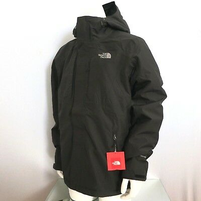 THE NORTH FACE Men's Cinder Triclimate 3-IN-1 Ski Jacket Black sz S M L XL XXL