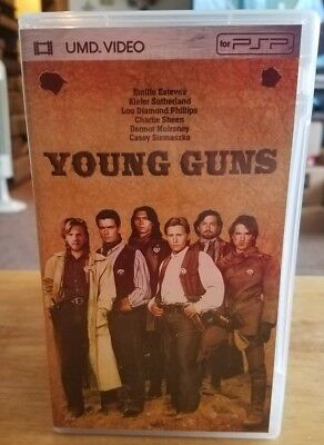 Young Guns (UMD, 2005) for Sony PSP