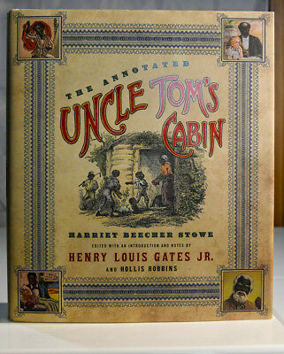 The Annotated Uncle Tom's Cabin - HB Stowe New Illustrated Collectible HC DJ