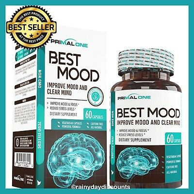 Best Mood Mood Booster & Stress Relief | Anti Anxiety & Panic Attacks Be Calm