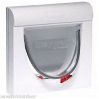 Petsafe Magnetic 4 Way Locking Classic Cat Flap,