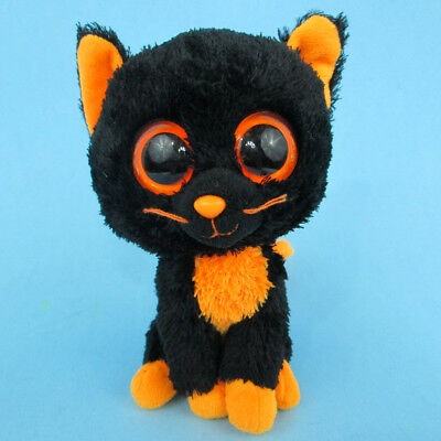 a417debe59e TY BEANIE BOO MOONLIGHT (Orange   Black Cat) 6