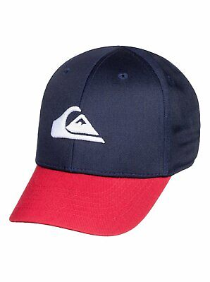 e40aa96f3ce Quiksilver™ Decades - Snapback Cap - Snapback Hat - Baby - ONE SIZE - Blue