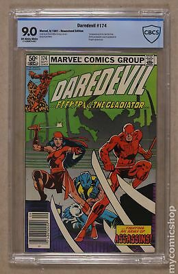 Daredevil (1st Series) #174 1981 CBCS 9.0