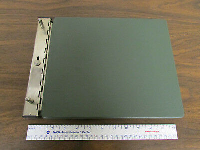 Vintage Ledger Records Book Reynolds & Reynolds Co BPS-912 Green 10X12 Inches