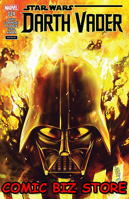 Star Wars Darth Vader #24 (2018) 1St Printing Bagged & Boarded Marvel Comics