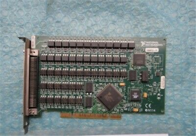 1Pc Ni PCI-6527 PCI6527 Data Acquisition Card Used ak