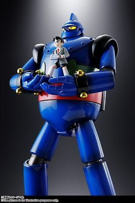 Soul of Chogokin GX-24R Tetsujin 28-go 1963 Song Included Ver Figure NEW Bandai