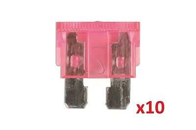 Connect 36822 4amp Standard Blade Fuse Pk 10