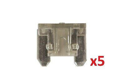 2Amp Low Profile Mini Blade Fuse Pk 5 Connect 36841