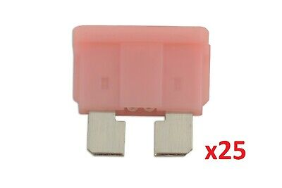 Led Smart Fuse 4-Amp Pk 25 | Connect 33081