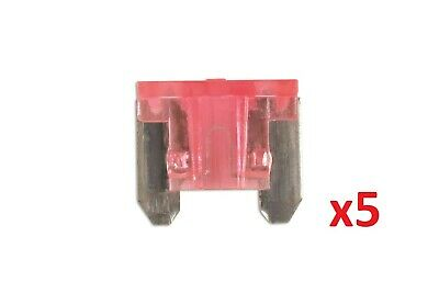 4Amp Low Profile Mini Blade Fuse Pk 5 Connect 36843
