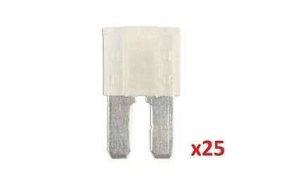 Connect 37165 25amp Micro 2 Blade Fuse Pk 25