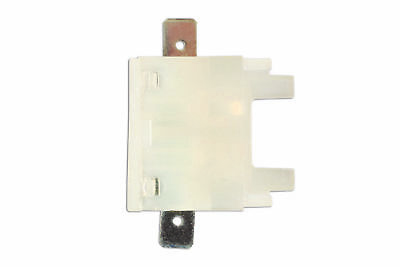 Connect 36858 Standard Blade Fuse Holder (white) with tabs Pk 1