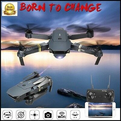 Drone X Pro - HD Foldable High Performance Drone With Wide Angle HD Camera .