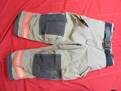 2008 Globe G-XTREME Firefighter Bunker Turnout Pants 42 x 28  thermal liner