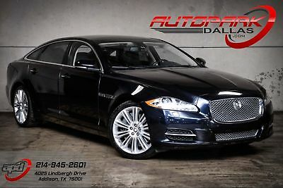 2012 Jaguar XJL Supercharged 1-Owner, Low Miles, Supercharged, Fully Loaded ,LWB , Fresh Service, We Finance!