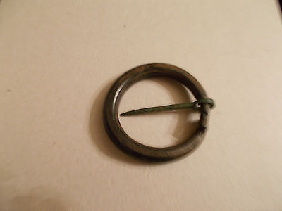 RARE Antique Celtic Torque or Ring Brooch, 2nd Century, Found Near Thetford, UK